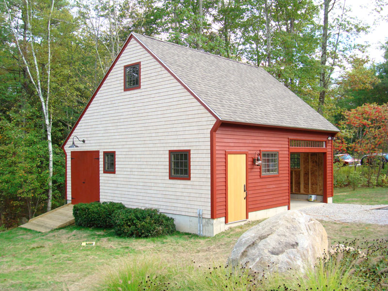 Small barn homes joy studio design gallery best design for Small metal barns